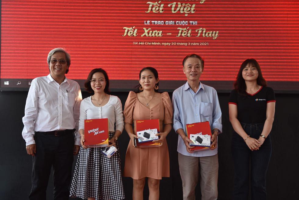 Tổng kết chương trình Online cùng Tết Việt và trao giải cuộc thi Tết xưa - Tết nay - Ảnh 10.