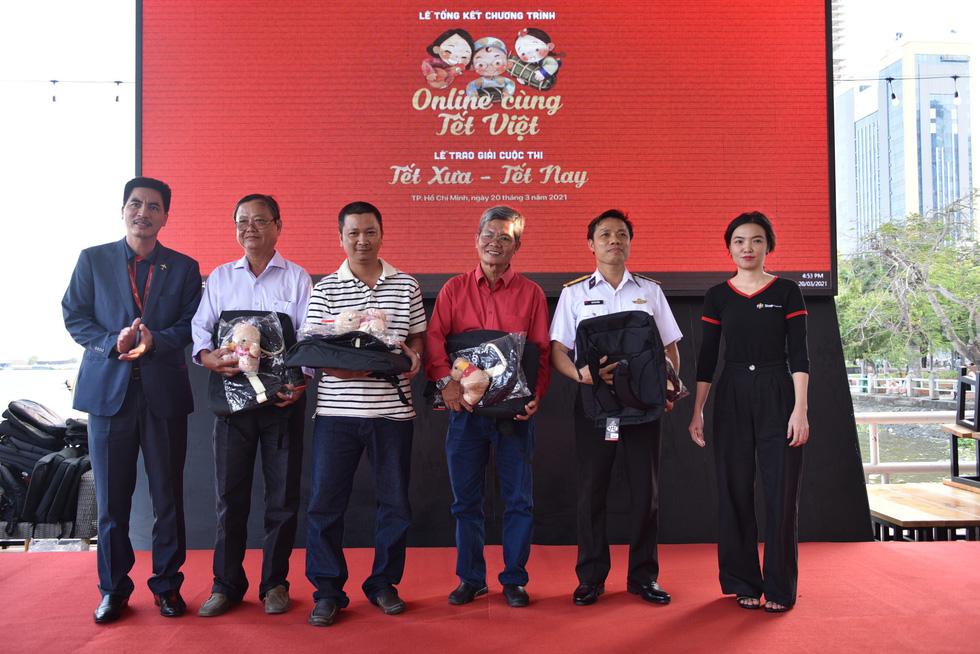 Tổng kết chương trình Online cùng Tết Việt và trao giải cuộc thi Tết xưa - Tết nay - Ảnh 16.