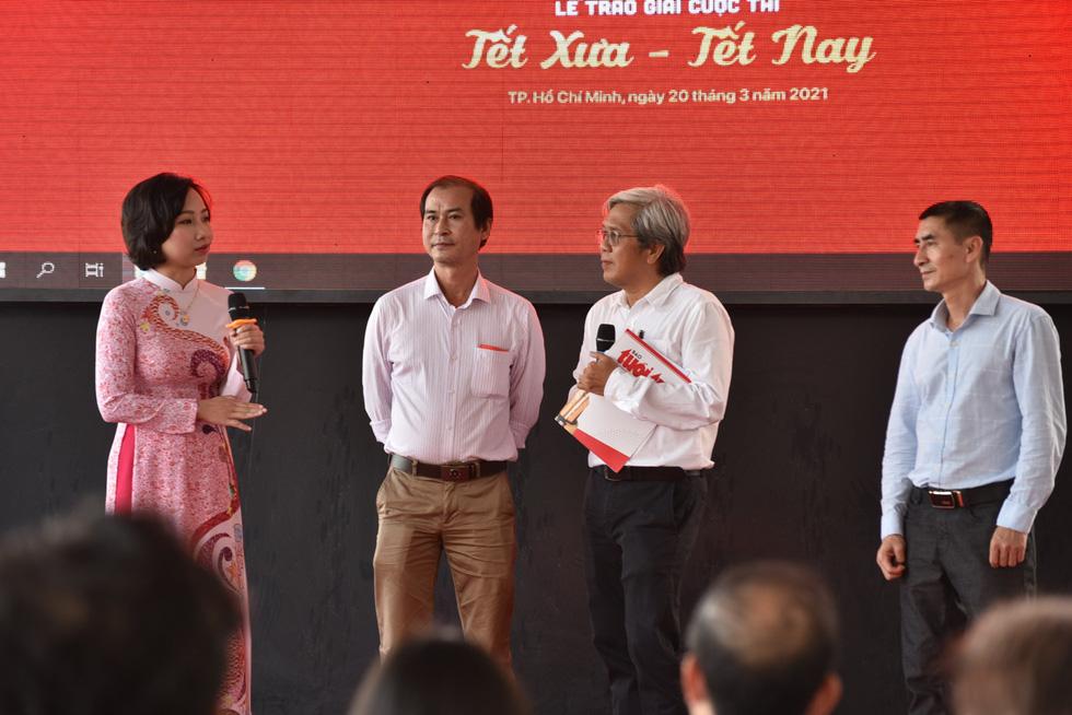 Tổng kết chương trình Online cùng Tết Việt và trao giải cuộc thi Tết xưa - Tết nay - Ảnh 14.