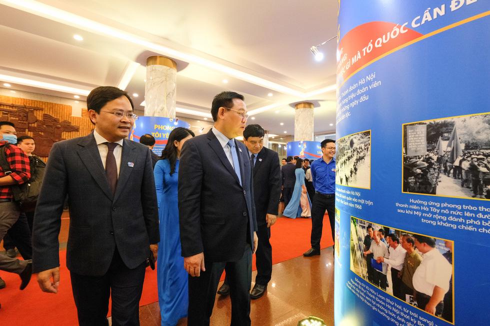 Thành đoàn Hà Nội đón nhận Huân chương Lao động hạng nhất - Ảnh 2.