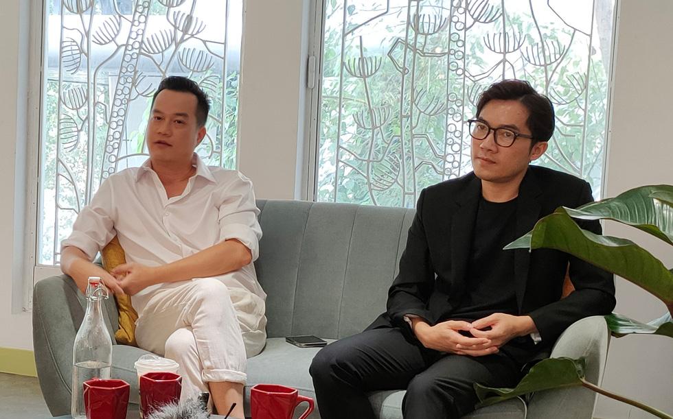 Bảo Nhân, Nam Cito: Chưa dự án phim nào ở Việt Nam đủ sức tạo thành vũ trụ điện ảnh - Ảnh 2.