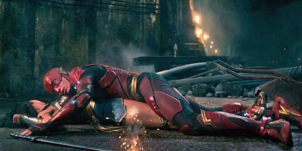 Liên minh công lý: Đòi lại công lý cho bộ phim siêu anh hùng thảm bại của DC - Ảnh 4.