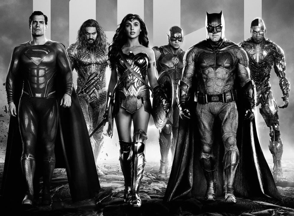 Liên minh công lý: Đòi lại công lý cho bộ phim siêu anh hùng thảm bại của DC - Ảnh 5.