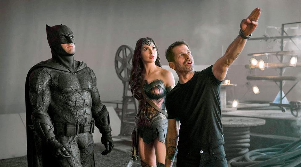 Liên minh công lý: Đòi lại công lý cho bộ phim siêu anh hùng thảm bại của DC - Ảnh 2.