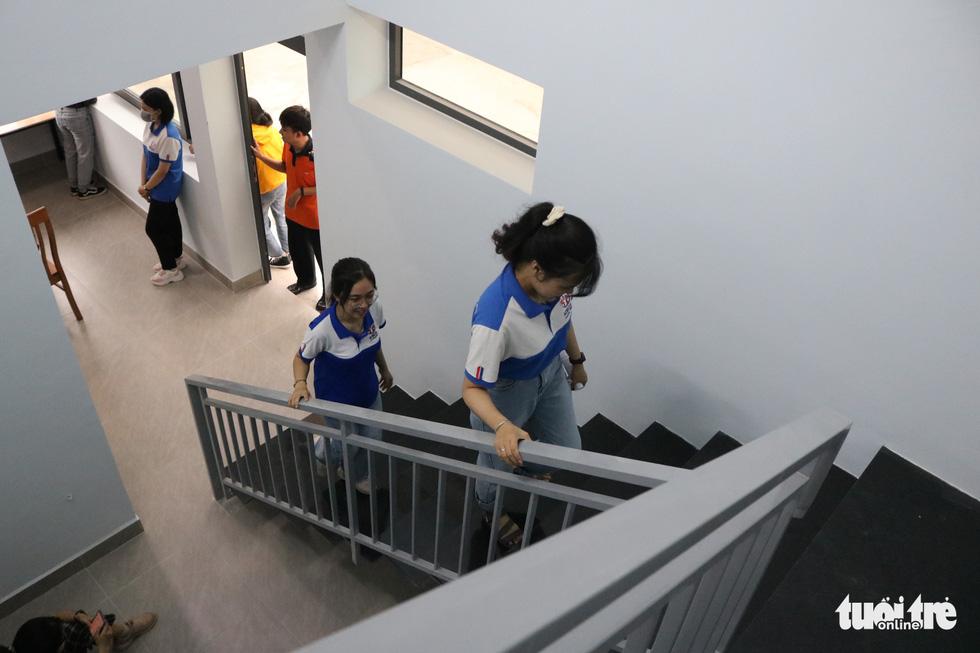 Ngôi nhà hạnh phúc cho nữ sinh viên khó khăn - Ảnh 1.