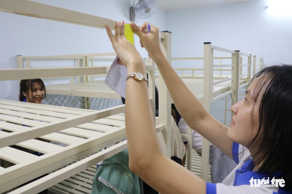 Ngôi nhà hạnh phúc cho nữ sinh viên khó khăn - Ảnh 5.