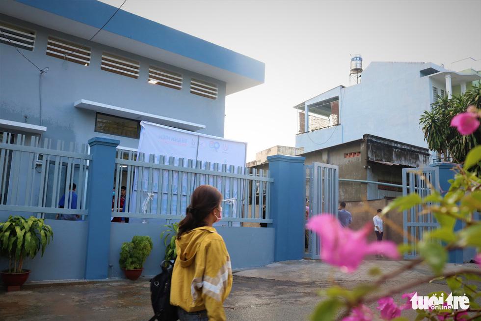 Ngôi nhà hạnh phúc cho nữ sinh viên khó khăn - Ảnh 10.