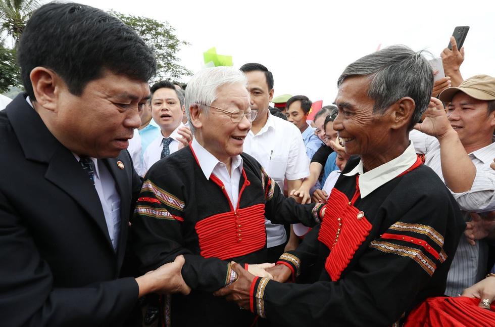 Quốc hội khóa XIV (2016-2021): Đặt nền móng xây dựng Việt Nam hùng cường - Ảnh 1.