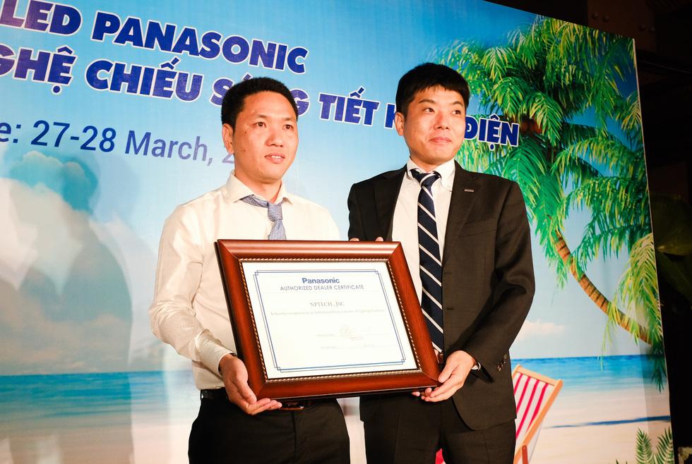 NP TECH mang giải pháp chiếu sáng Panasonic tới miền Trung - Ảnh 1.