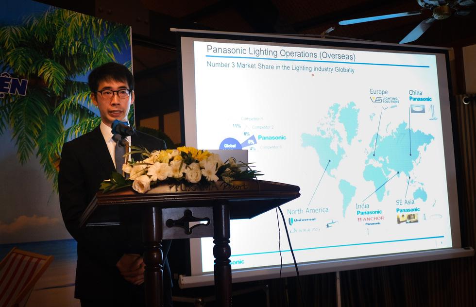 NP TECH mang giải pháp chiếu sáng Panasonic tới miền Trung - Ảnh 2.