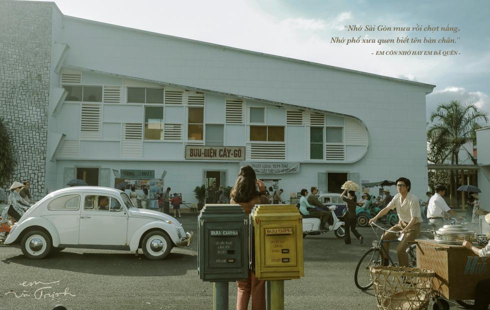 Phim về Trịnh Công Sơn có kinh phí 50 tỉ đồng, từng sập bối cảnh vì mưa gió - Ảnh 3.