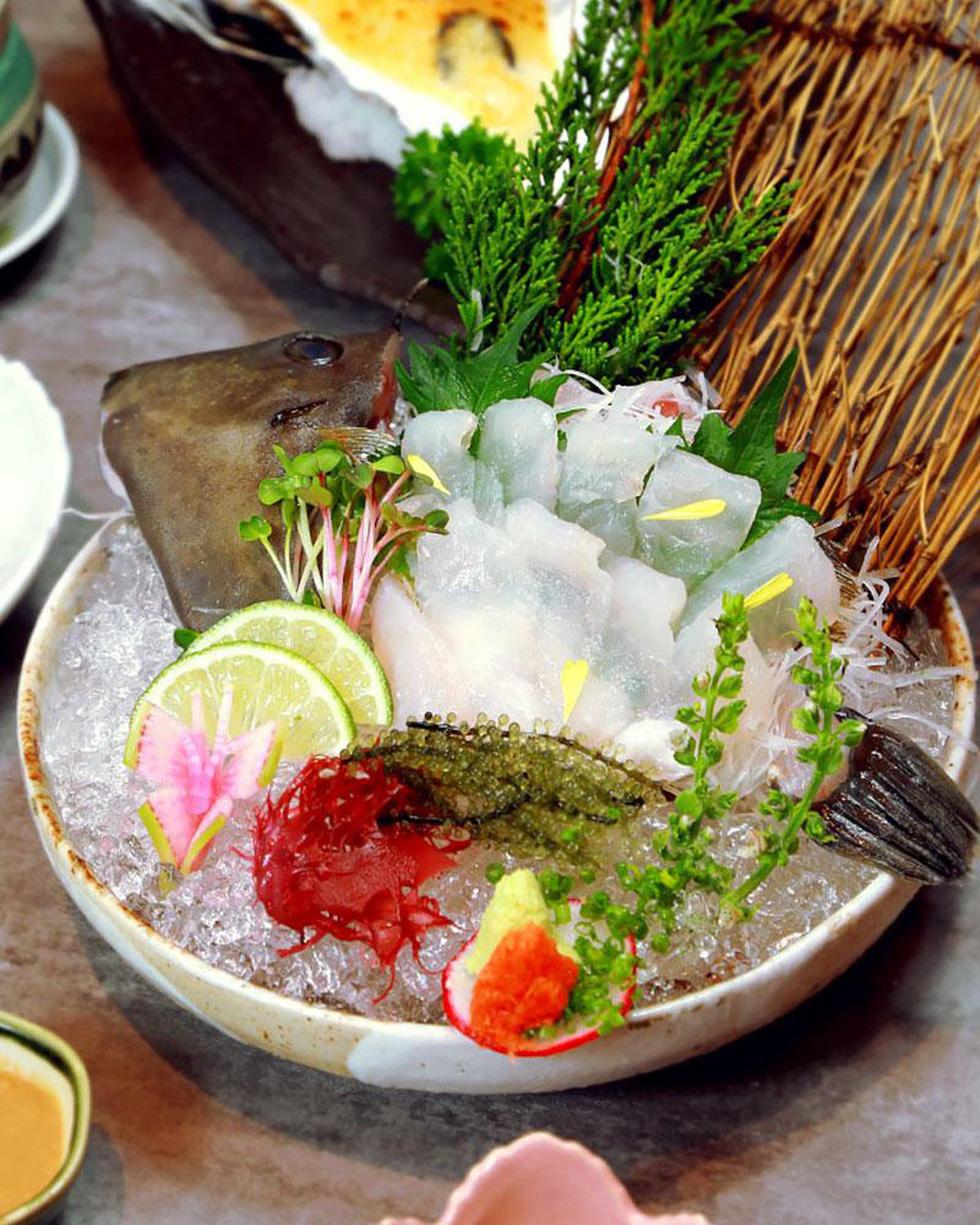 Ba loại cá nổi tiếng trong 'ngôi chợ trăm tuổi ở Fukuoka - Ảnh 3.