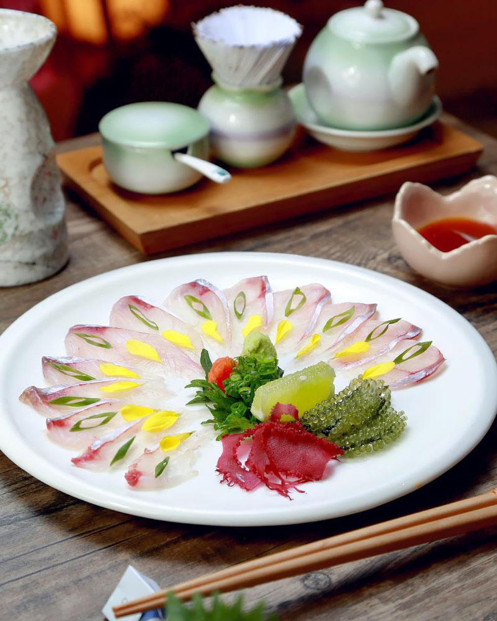 Ba loại cá nổi tiếng trong 'ngôi chợ trăm tuổi ở Fukuoka - Ảnh 5.