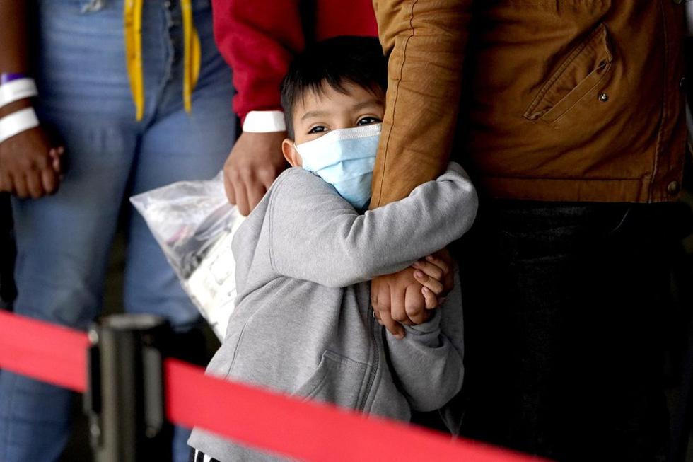 Hàng ngàn trẻ em Trung Mỹ, Mexico không người lớn kèm đang vượt biên sang Mỹ - Ảnh 3.