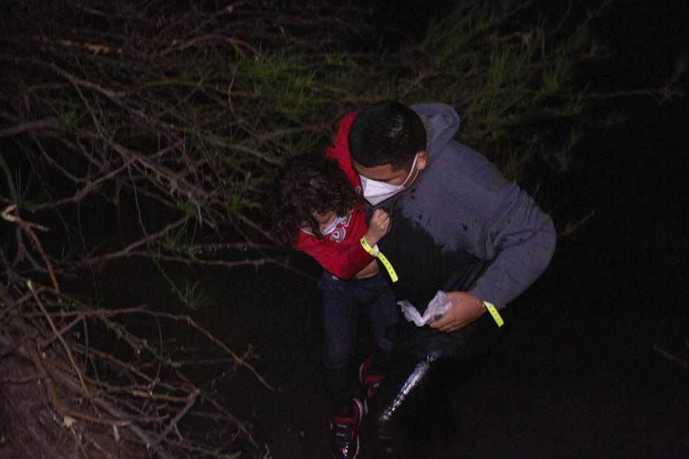Hàng ngàn trẻ em Trung Mỹ, Mexico không người lớn kèm đang vượt biên sang Mỹ - Ảnh 10.
