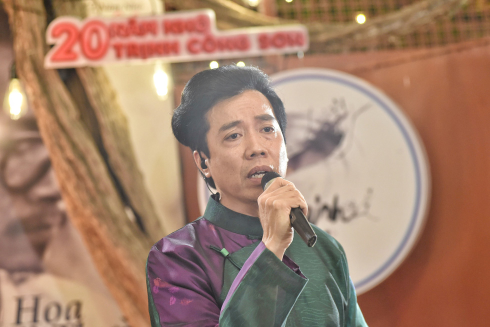Hồng Nhung, Quang Dũng, Lân Nhã, Cẩm Vân hát ở ngôi nhà Trịnh Công Sơn từng sống - Ảnh 11.