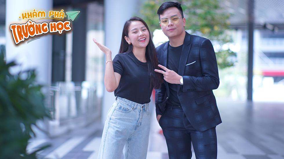 19h tối nay 2-4, Khám phá trường học 2021 phát sóng ĐH Văn Lang - Ảnh 1.