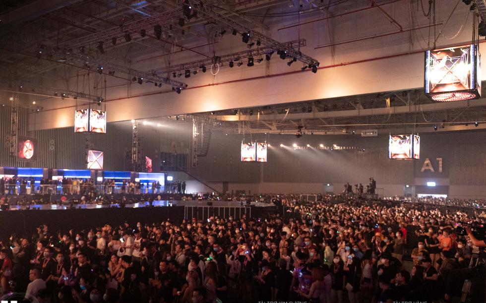 Rap Việt All-Star: Liên hoan hoành tráng hơn là concert cho một chặng đường - Ảnh 8.
