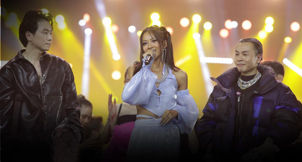 Rap Việt All-Star: Liên hoan hoành tráng hơn là concert cho một chặng đường - Ảnh 4.