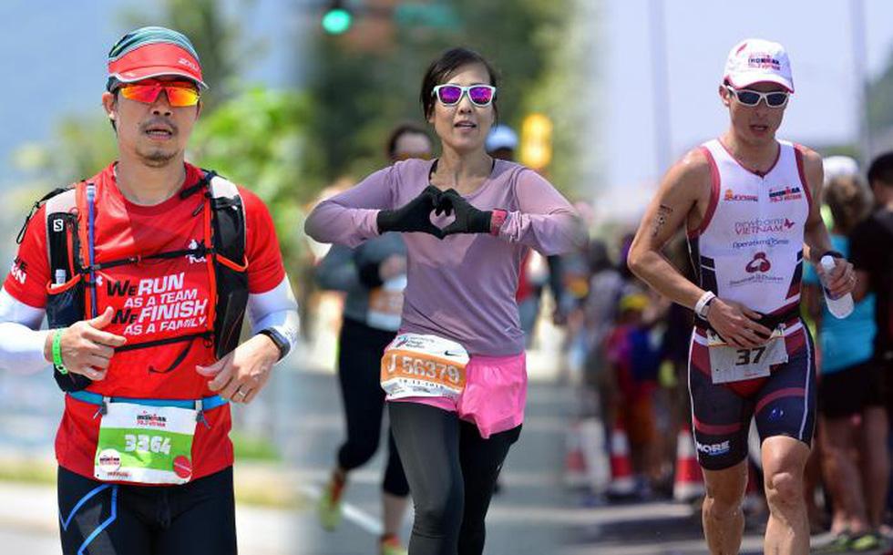 Lãnh đạo Techcombank: Marathon đi vào phong cách sống - Ảnh 1.