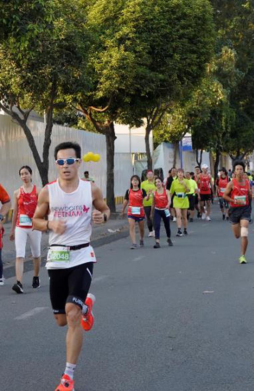 Lãnh đạo Techcombank: Marathon đi vào phong cách sống - Ảnh 6.