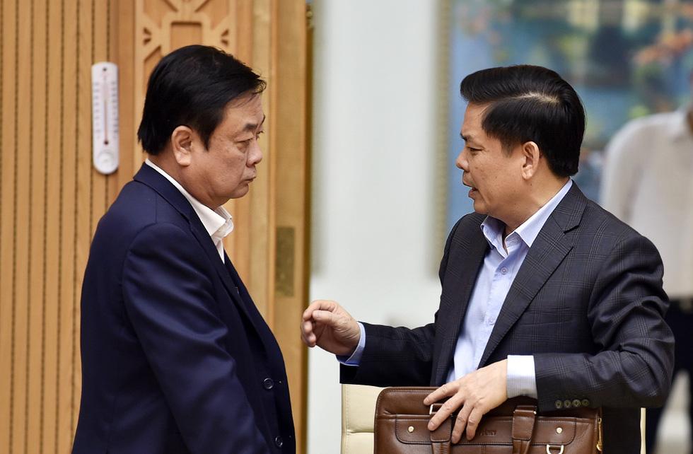 Chùm ảnh Thủ tướng Phạm Minh Chính chủ trì phiên họp Chính phủ - Ảnh 7.
