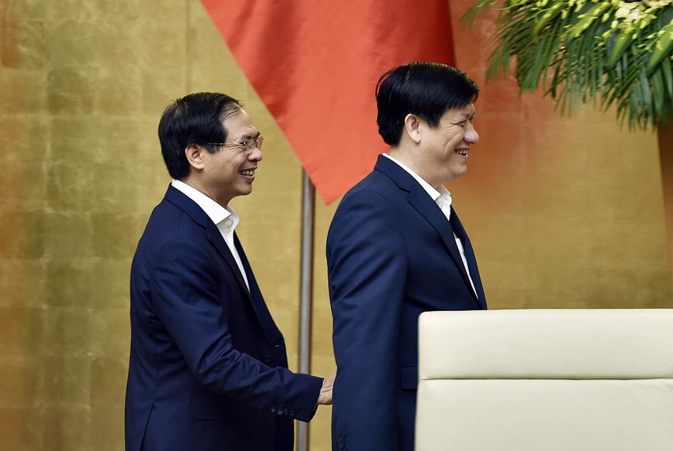 Chùm ảnh Thủ tướng Phạm Minh Chính chủ trì phiên họp Chính phủ - Ảnh 8.