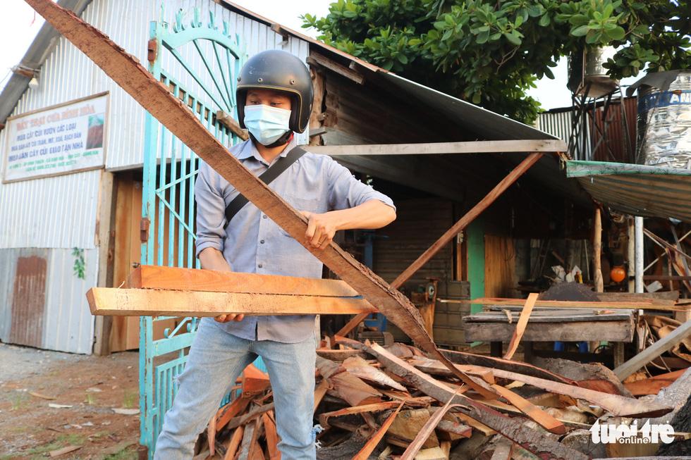 Chàng trai 9X nhặt gỗ vụn, kiếm tiền từ mô hình nhà mini siêu cưng - Ảnh 9.
