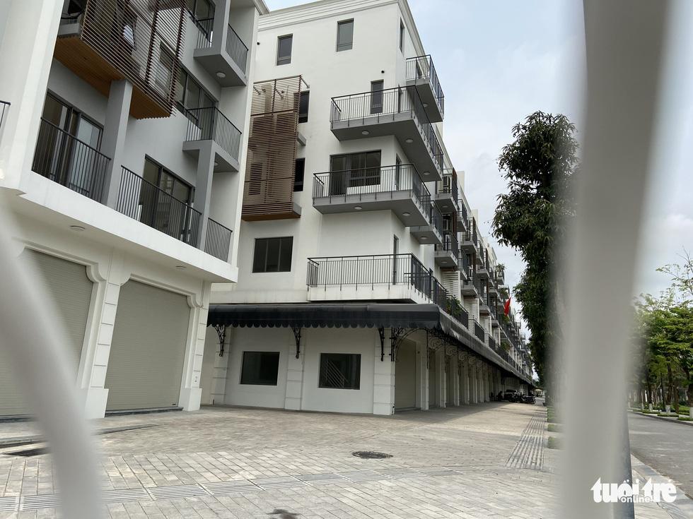 Dự án BT đại lộ Chu Văn An dở dang nhiều năm giờ lột lên làm lại - Ảnh 11.