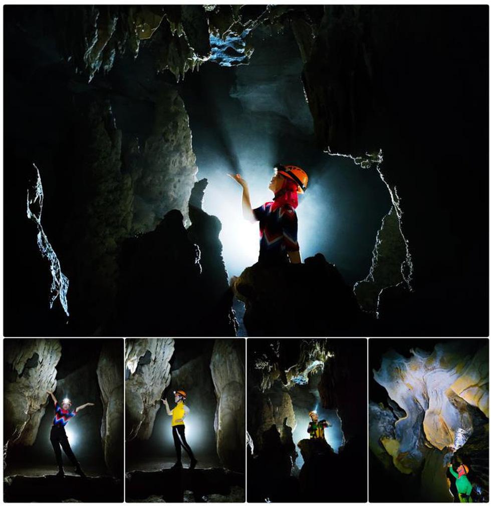 Trải nghiệm hang Tú Làn qua ống kính Oppo Reno 5 - Ảnh 12.