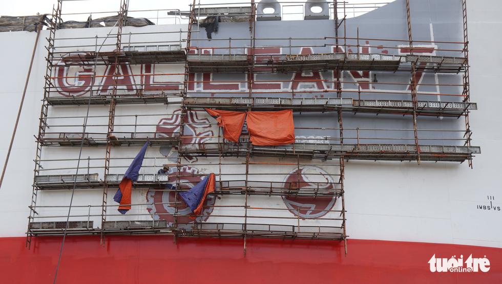 Độ tàu dầu hạng khủng thế giới ở Việt Nam - Ảnh 21.