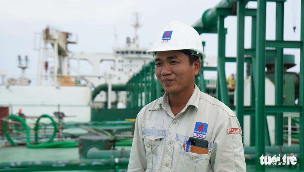 Độ tàu dầu hạng khủng thế giới ở Việt Nam - Ảnh 19.