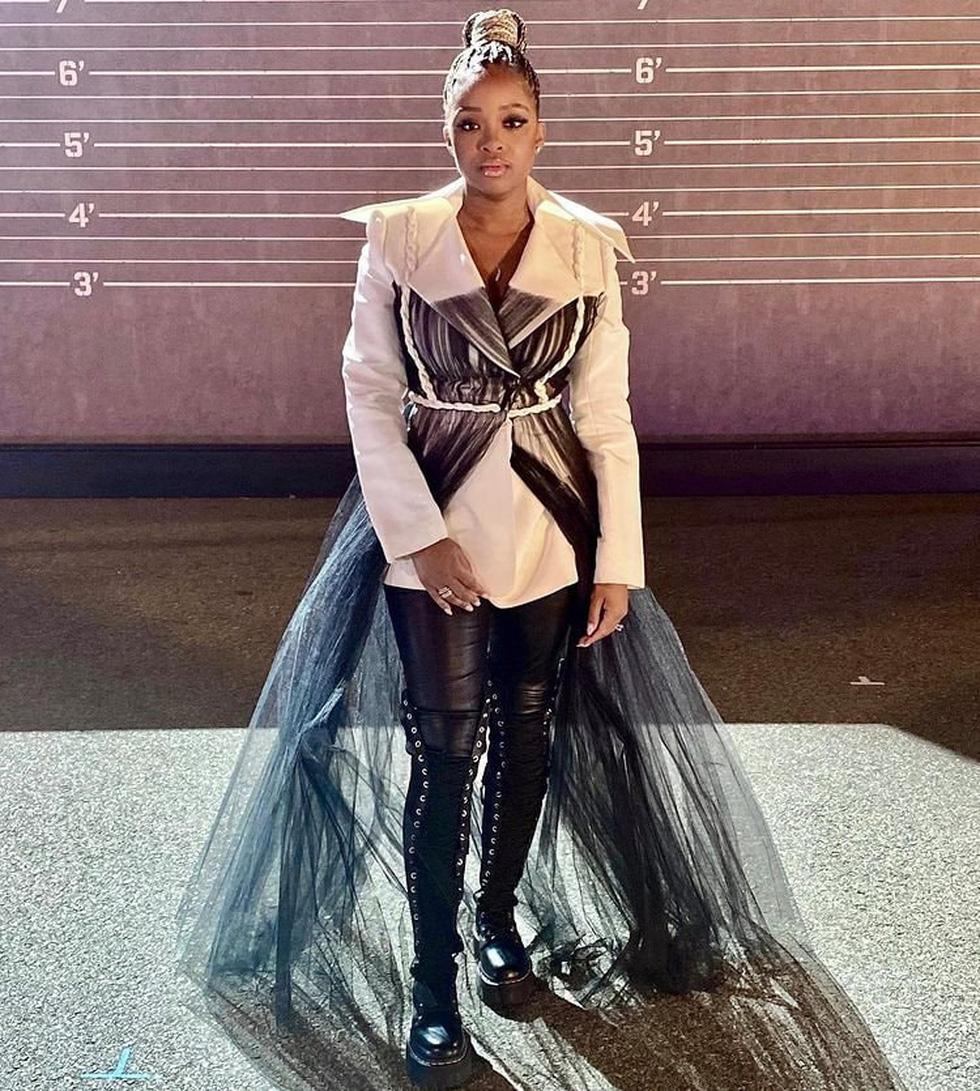 Gần 100 ngôi sao quốc tế diện trang phục của nhà thiết kế Công Trí - Ảnh 11.