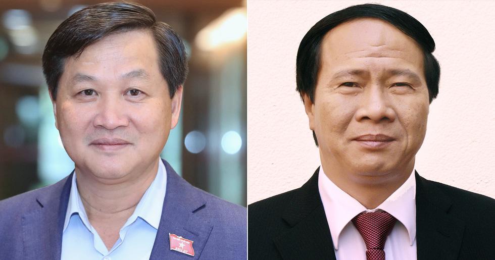 Quốc hội phê chuẩn 2 phó thủ tướng và 12 thành viên Chính phủ mới - Ảnh 1.