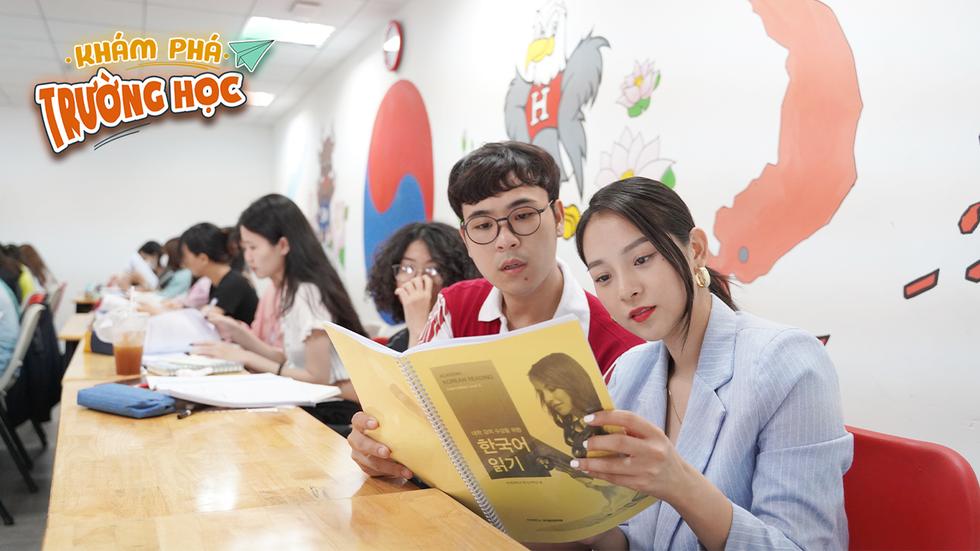 19h hôm nay 7-4, phát sóng Khám phá trường học tại ĐH Quốc tế Hồng Bàng - Ảnh 1.