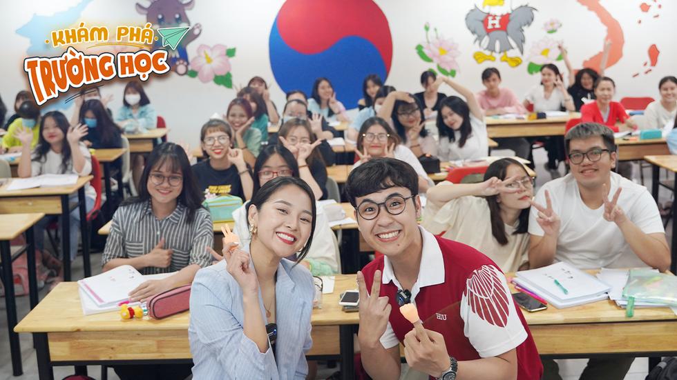 19h hôm nay 7-4, phát sóng Khám phá trường học tại ĐH Quốc tế Hồng Bàng - Ảnh 4.