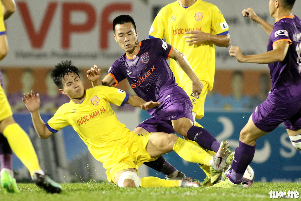 Tiến Linh ghi bàn thắng thứ 41 trong màu áo B.Bình Dương - Ảnh 7.