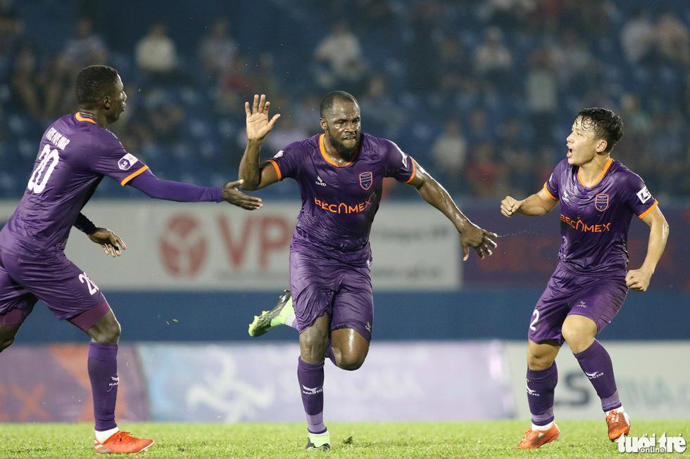 Tiến Linh ghi bàn thắng thứ 41 trong màu áo B.Bình Dương - Ảnh 5.