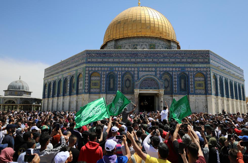 Lý do chính thổi bùng xung đột Israel - Palestine - Ảnh 2.