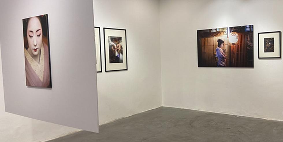 Khoảnh khắc bí ẩn các Maiko Nhật Bản qua khung hình đẹp hút hồn của nhiếp ảnh gia Pháp - Ảnh 1.