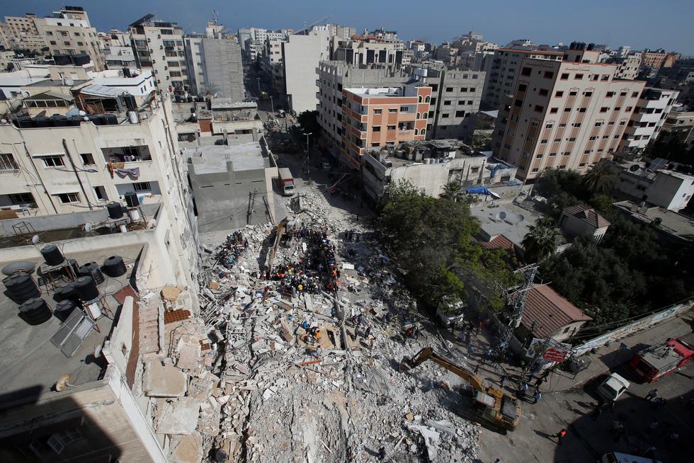 Người dân khổ nạn vì xung đột Israel - Palestine - Ảnh 2.