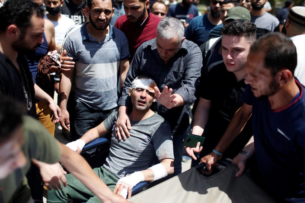 Người dân khổ nạn vì xung đột Israel - Palestine - Ảnh 5.