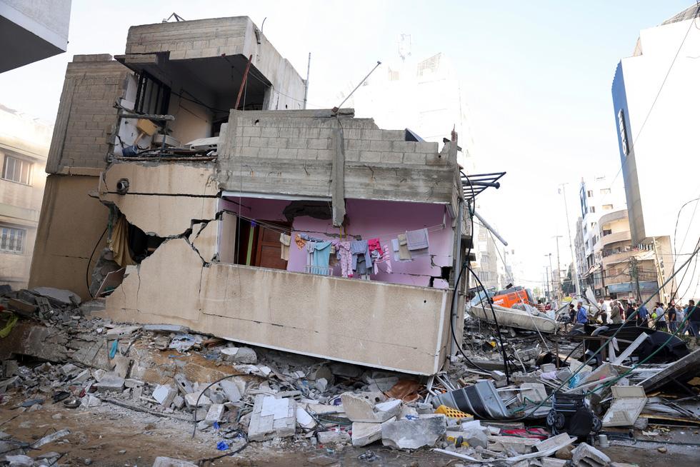 Người dân khổ nạn vì xung đột Israel - Palestine - Ảnh 7.