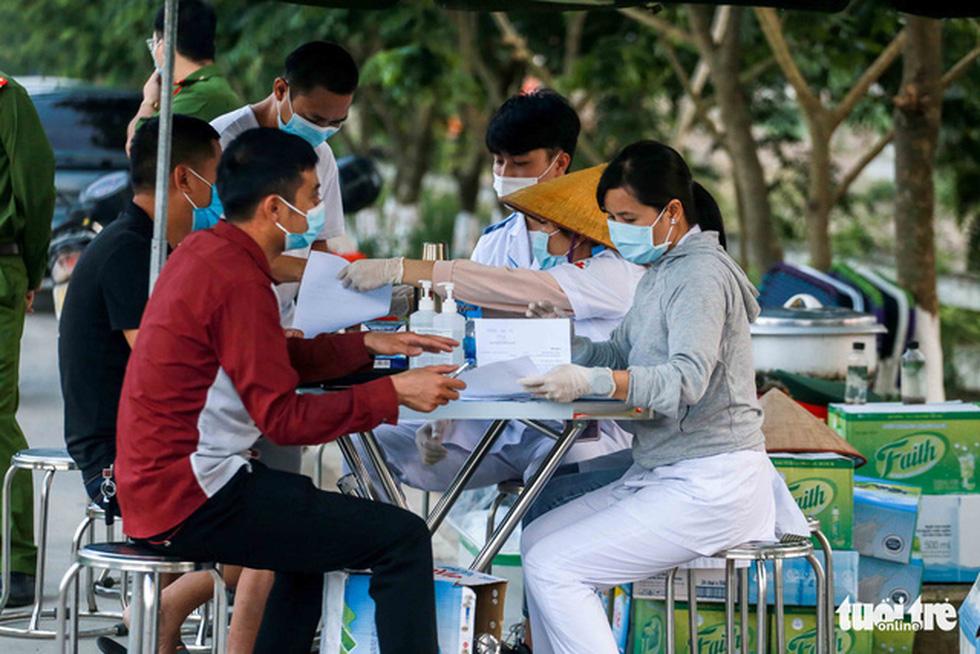 CẬP NHẬT COVID-19 ngày 19-5: Thành phố Bắc Giang giãn cách xã hội từ 15h - Ảnh 8.