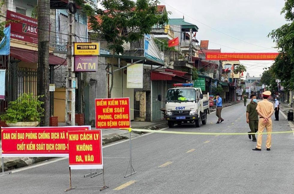 CẬP NHẬT COVID-19 ngày 19-5: Thành phố Bắc Giang giãn cách xã hội từ 15h - Ảnh 1.