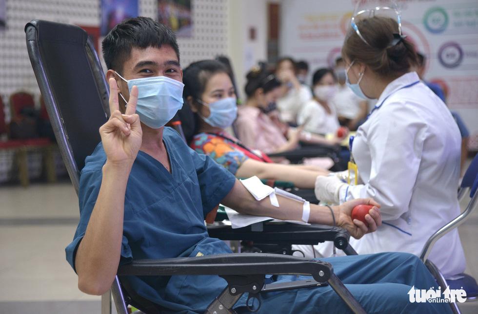Viện Huyết học khẩn thiết kêu gọi hiến máu, bạn trẻ nhanh chóng đến ngay - Ảnh 1.