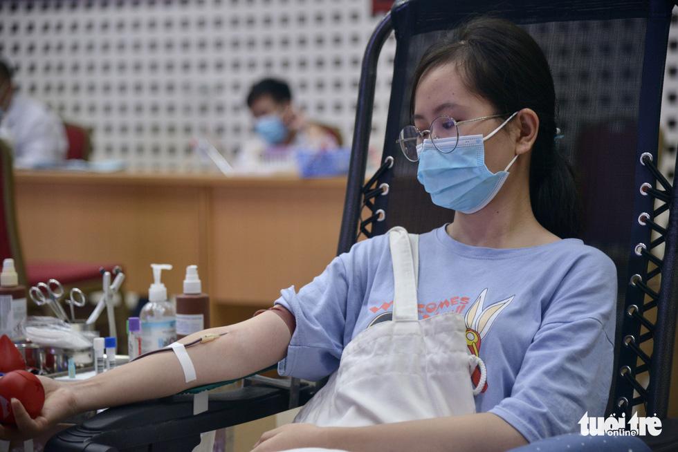 Viện Huyết học khẩn thiết kêu gọi hiến máu, bạn trẻ nhanh chóng đến ngay - Ảnh 8.