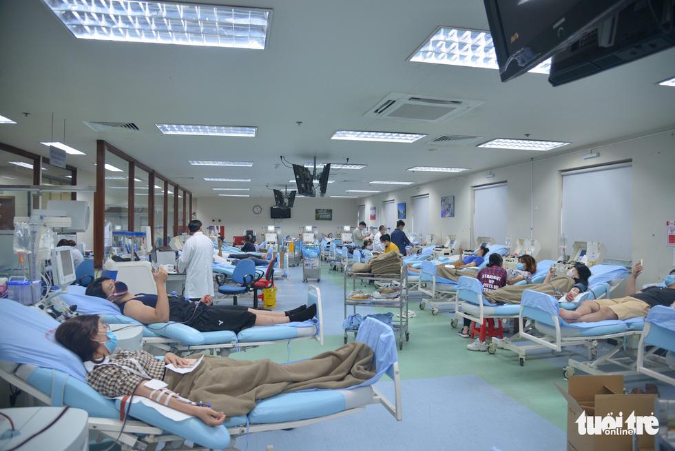 Viện Huyết học khẩn thiết kêu gọi hiến máu, bạn trẻ nhanh chóng đến ngay - Ảnh 9.