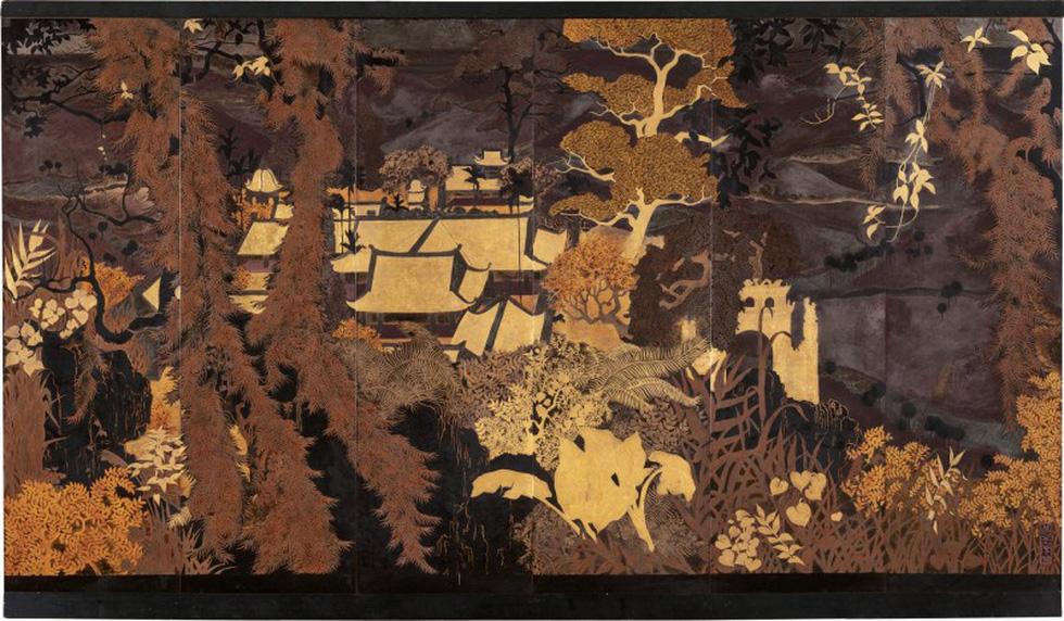 Bộ sưu tập giá 230 tỉ đồng của mỹ thuật Việt - Ảnh 6.