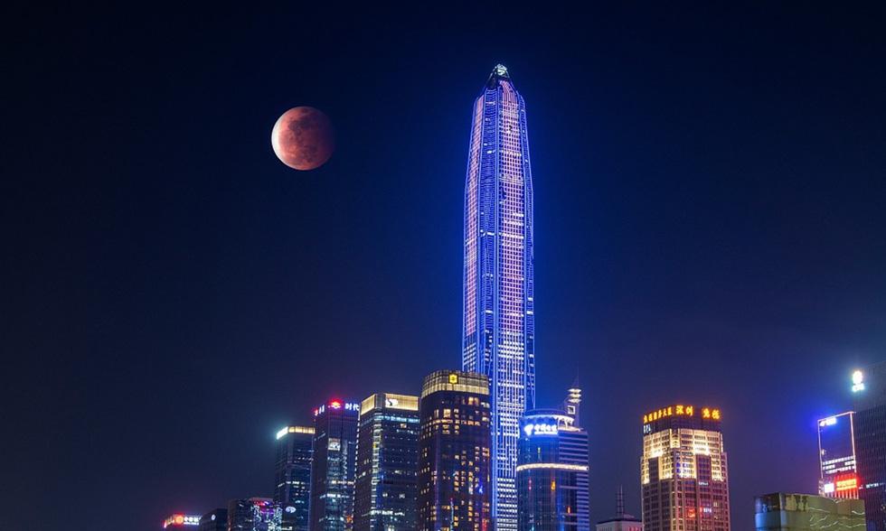 Thưởng thức siêu trăng máu khắp thế giới 10 năm mới có 1 lần - Ảnh 8.